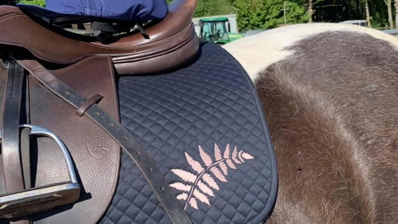 LUXE PolyPad GP Saddle Pad
