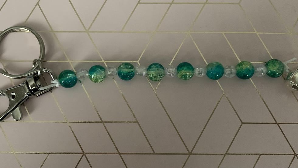 Tack Tag / Key Ring / Intro to Rhythm Beads