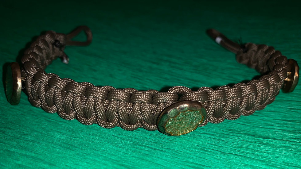 Jewelled Paracord Browband