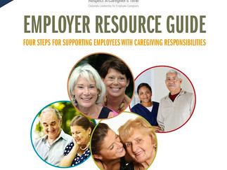 Employer Support of Caregivers: A Resource Guide