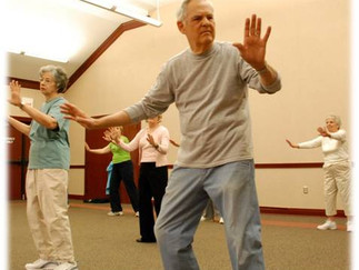 Tai Chi Offers Health Benefits for Older Adults