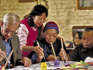 Asian-Americans and Senior Caregiving: Challenges and Solutions