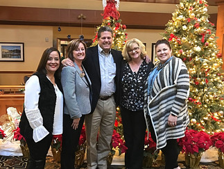 Happy Holidays at Brookdale San Jose!