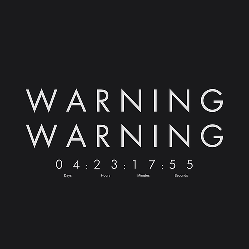 WARNING WARNING ALBUM