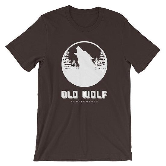 Old Wolf Unisex T-Shirt