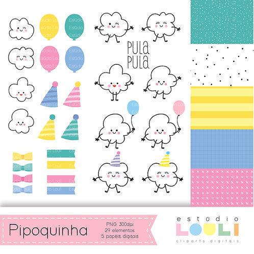 Cliparts Pipoquinha