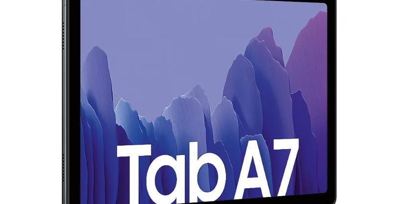 Samsung GALAXY Tab A7 T505N LTE 32GB dark grey Android 10.0 Tablet