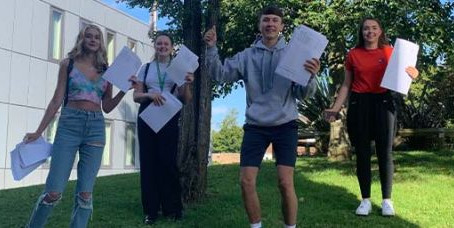 Leasowes Students Celebrate GCSE Results!