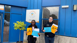Another Great Year for Invictus Sixth Form Students at Leasowes!