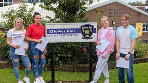 Excellent Results for Ellowes Invictus Sixth Form Students!