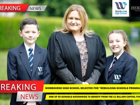 Good News...No...Actually Great News....No Actually...INCREDIBLE NEWS FRIDAY!!!!