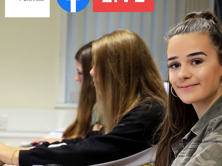 Invictus Sixth Form Facebook Live - Admissions Q&A