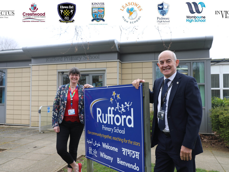 Rufford Primary School to Join Invictus Education Trust
