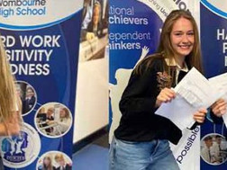 Wombourne Students Celebrate GCSE Results!
