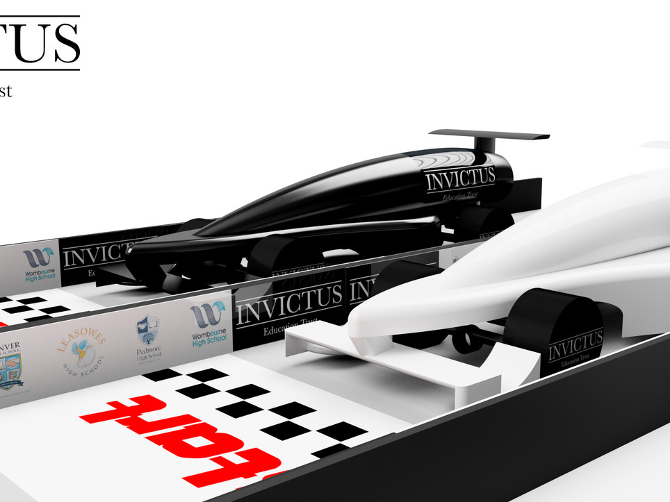 Invictus Becomes First F1 in Schools Academy Trust in UK