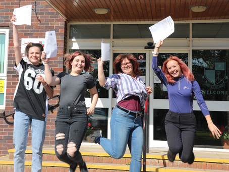 Crestwood Students Celebrate Success