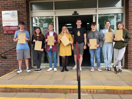 Another Great Year for Invictus Sixth Form Students at Crestwood!