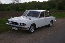 Triumph 2500 - 1976