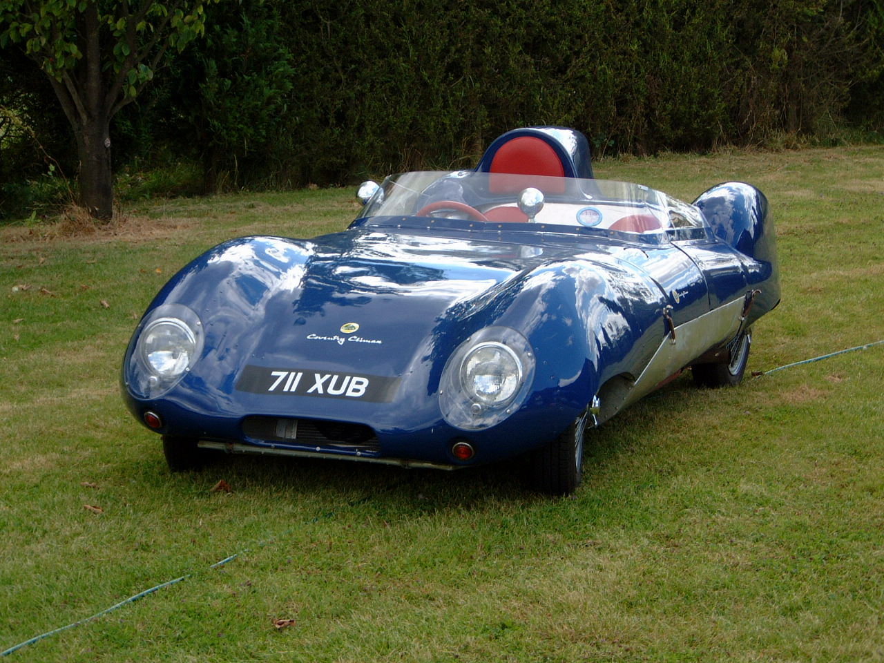 Lotus 11 Le Mans - 1957