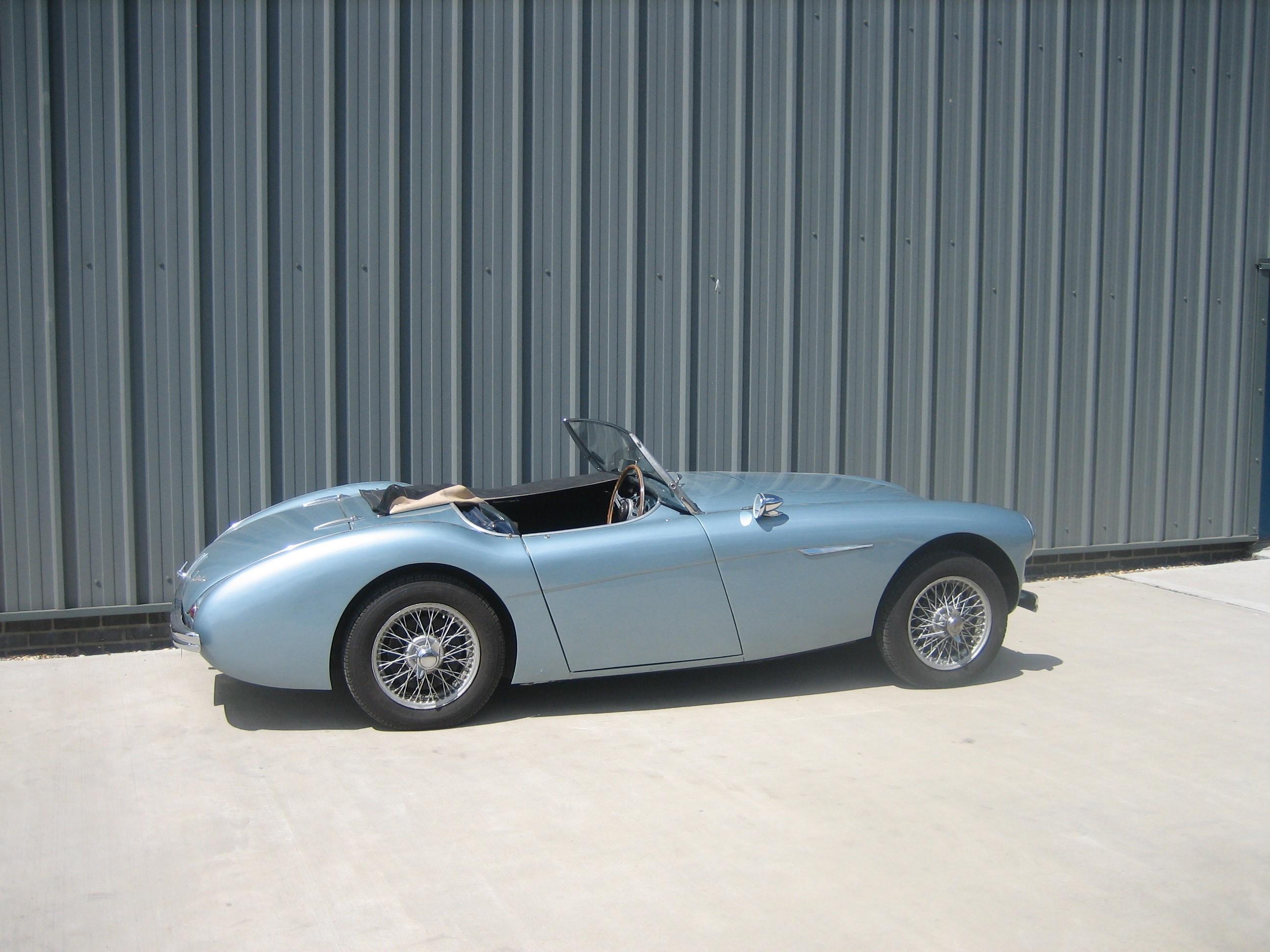 Austin Healey 100, 1953