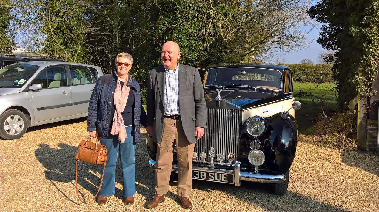 Rolls Royce Silver Dawn - 1954