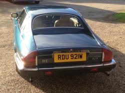 Jaguar XJS V12 HE