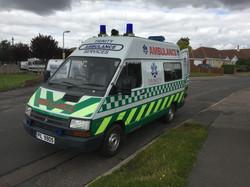Renault 4x4 Ambulance - 1991