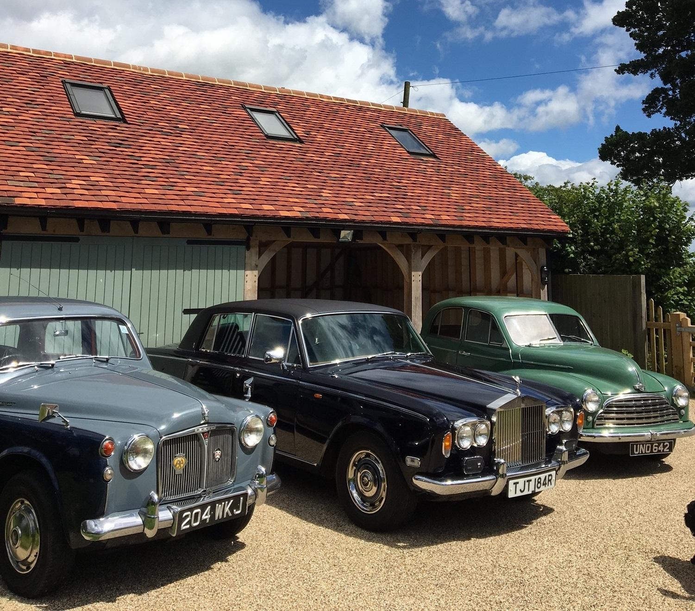 Rover, Rolls Royce & Morris