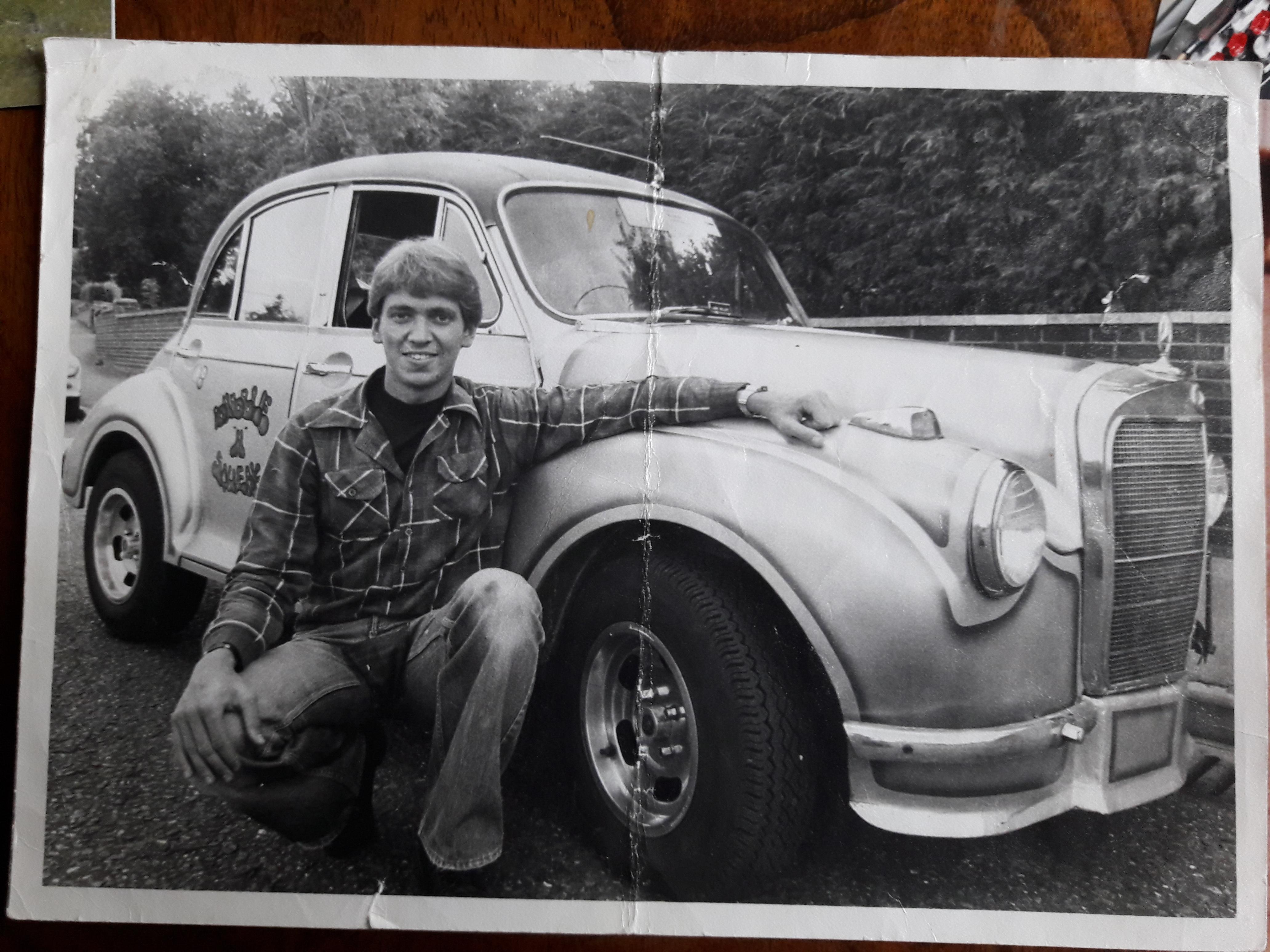 "Morris 1000 ""hot rod"" - 1957"