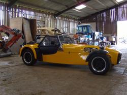 Caterham 1700 Supersport - 1987