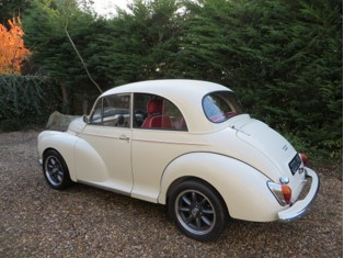 Morris Minor 1000 (modified)
