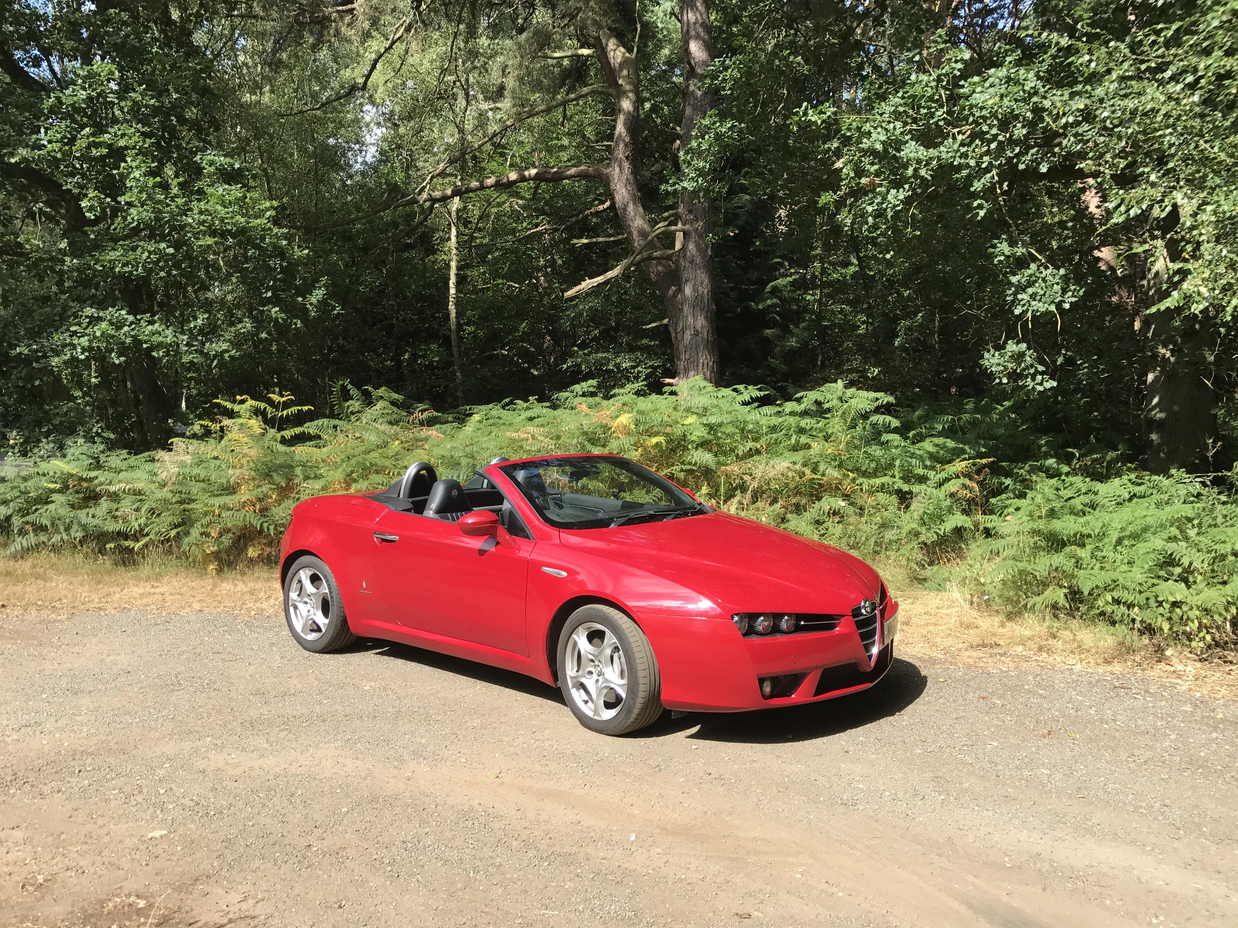 Alfa Spider 2007