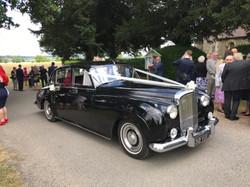 Bentley S1 - 1958