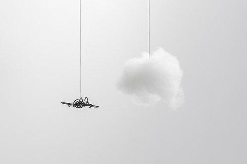 Airplane-Cloud mobile