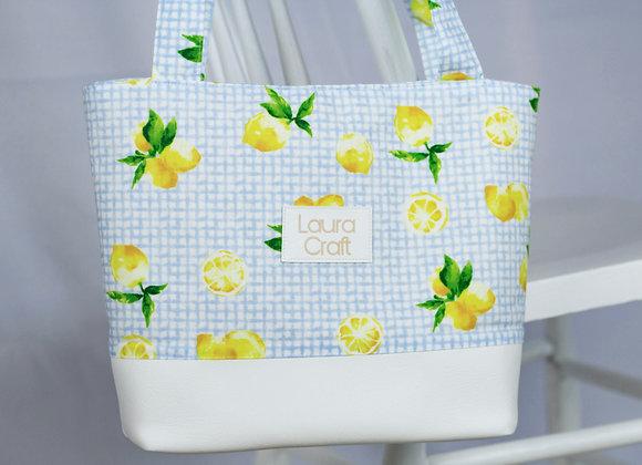 Lemon Purse/Tote Bag