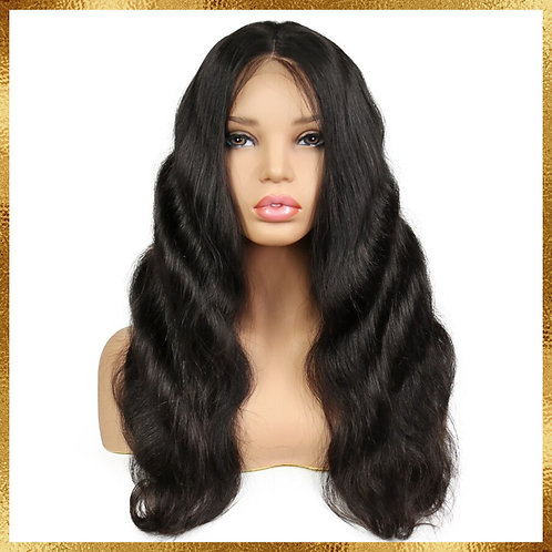 BODY WAVE 5X5 CLOSURE WIG