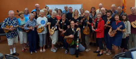 What a wonderful Sunday workshop group.j