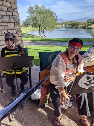 Judybee and Vicki