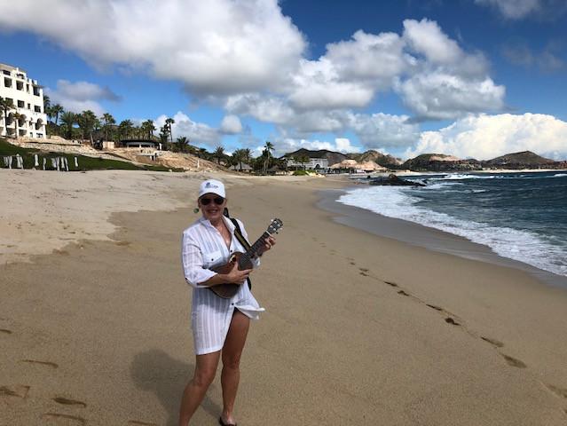 Sandy in Cabo 2019 Winter fun!
