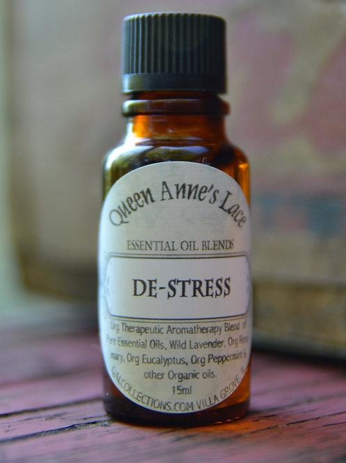 De-Stress Essential Oil Blend