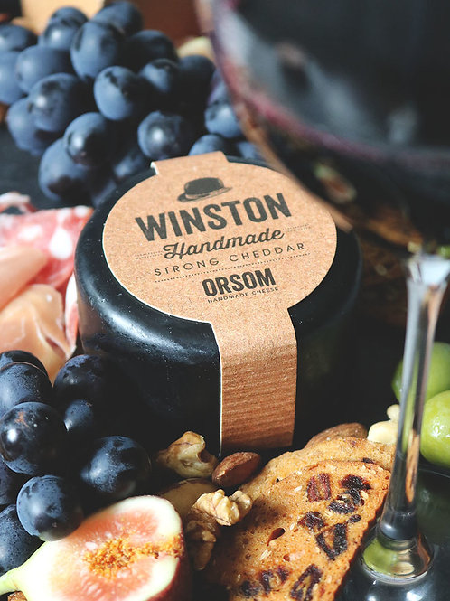 Winston - The ultimate Cheddar