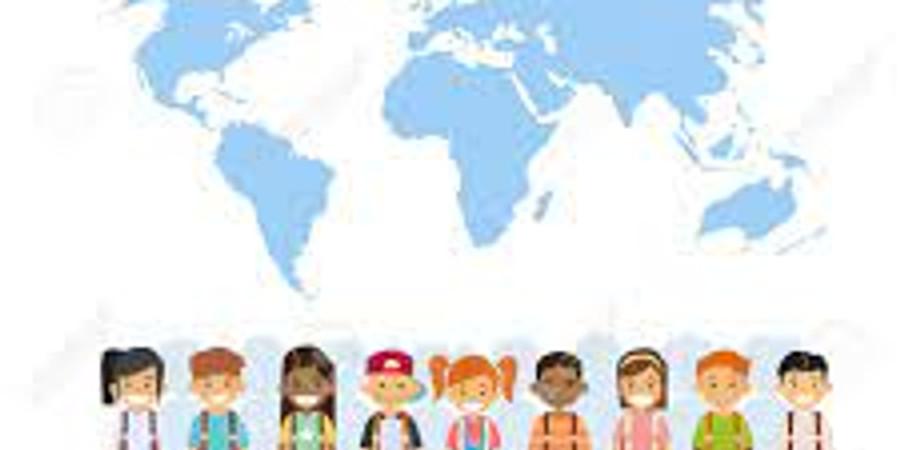 国際家族の子どもたち