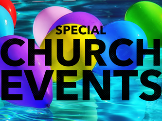 Special Church Event