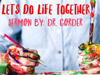 Let's Do Life Together