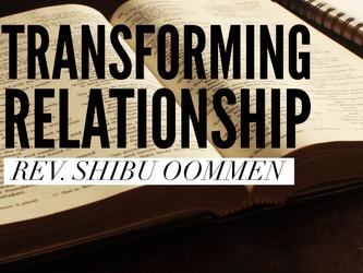 Transforming Relationship