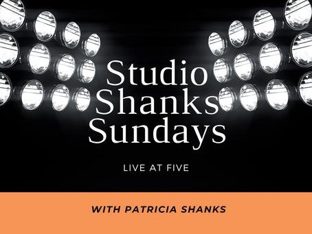 Studio Shanks Sundays Live at Five