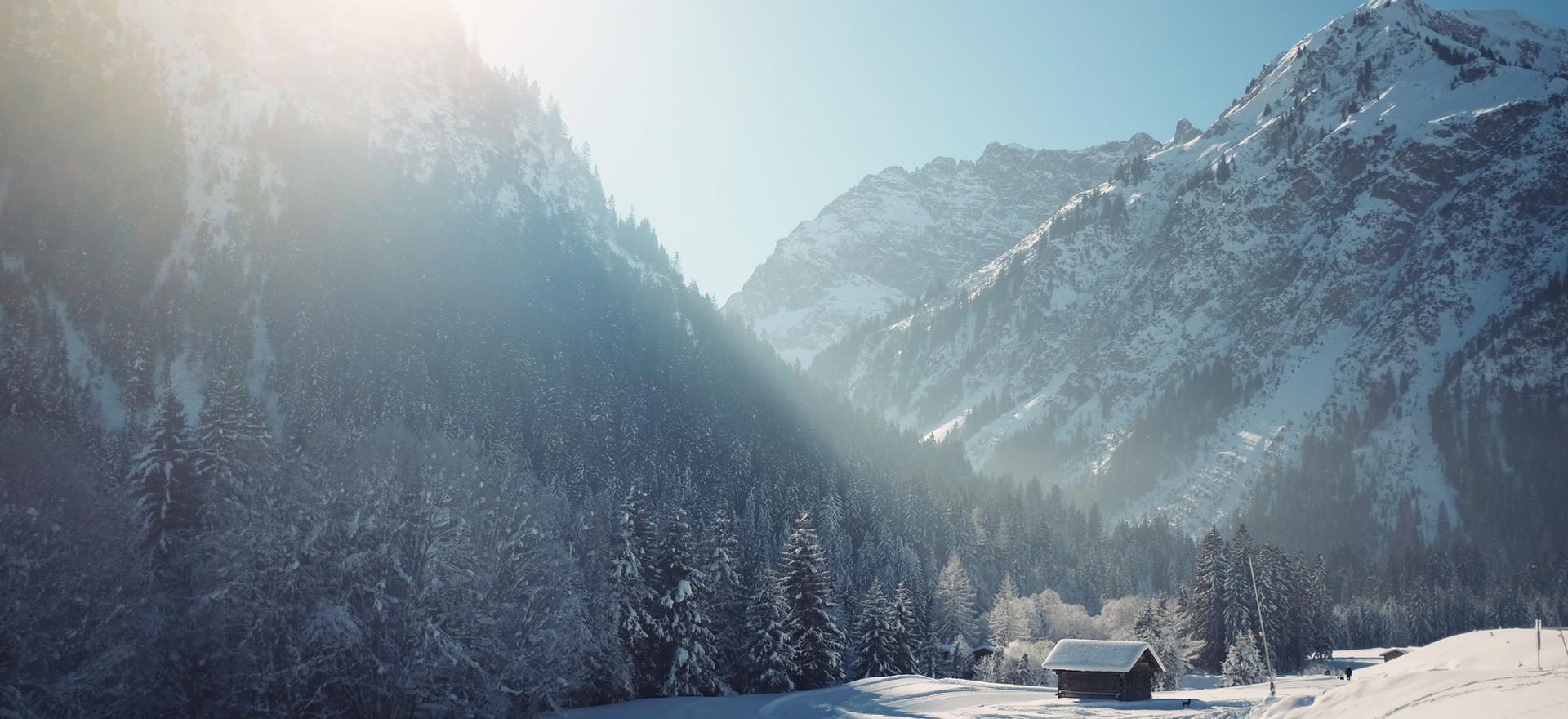 Winter Februar 2021