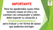 Apoyo clases on-line
