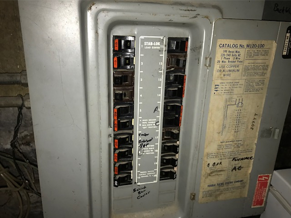 Federal Pacific Panel
