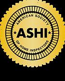 Certified ASHI Inspector
